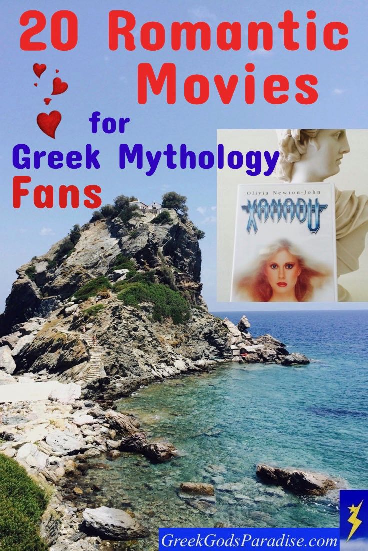 20 Romantic Movies for Greek Mythology Fans Greece