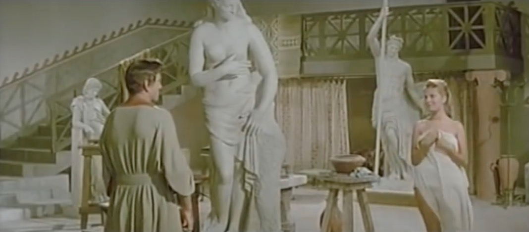 Aphrodite Goddess of Love 1957 Movie