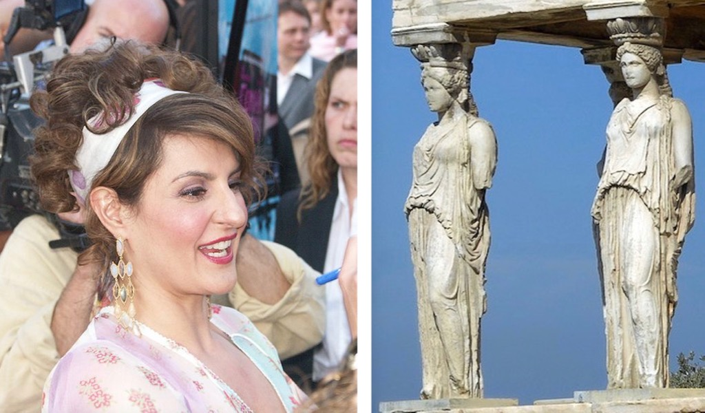 Romantic Comedy Greek Movies Nia Vardalos Greece