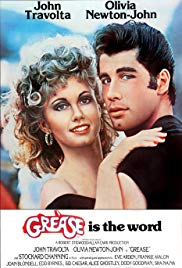 Romantic Greek Myth Movie Grease