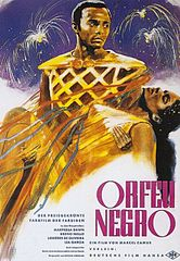 Romantic Greek Myth Movies Black Orpheus
