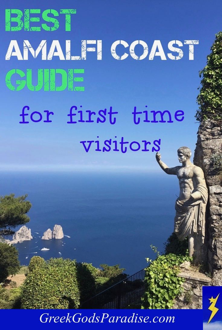 Best Amalfi Coast Guide for First Time Visitors Greek Gods Paradise