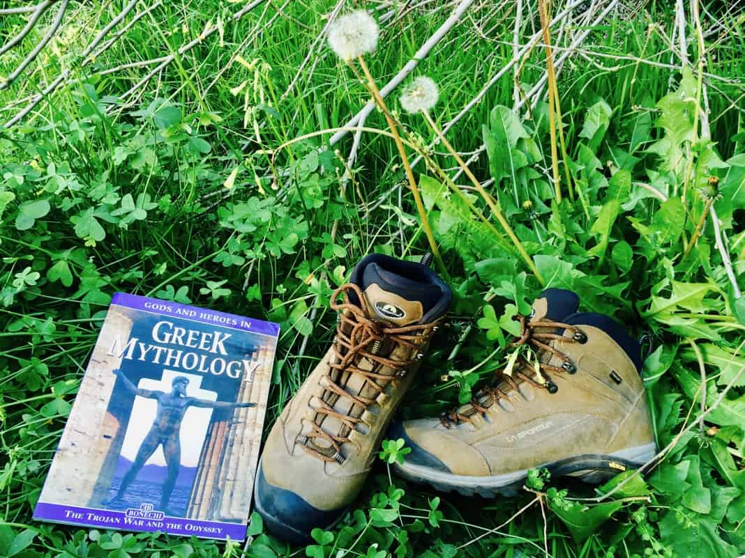Hiking Boots Mount Olympus