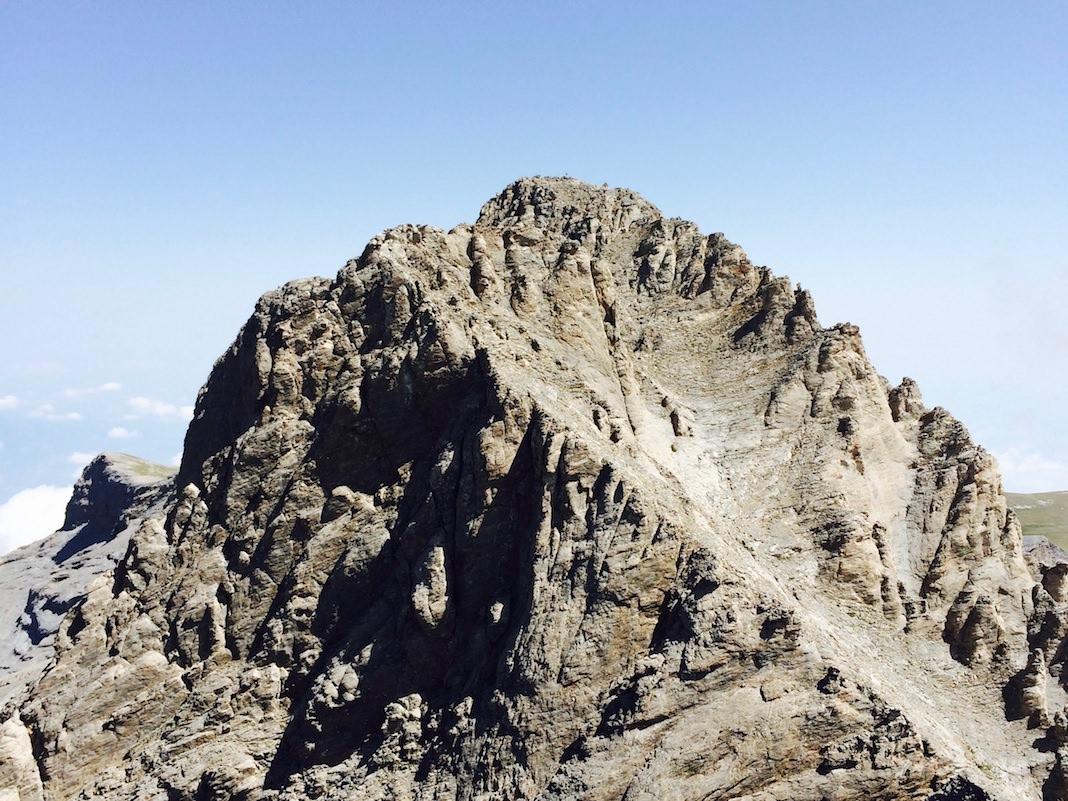 Mount Olympus Mytikas Peak