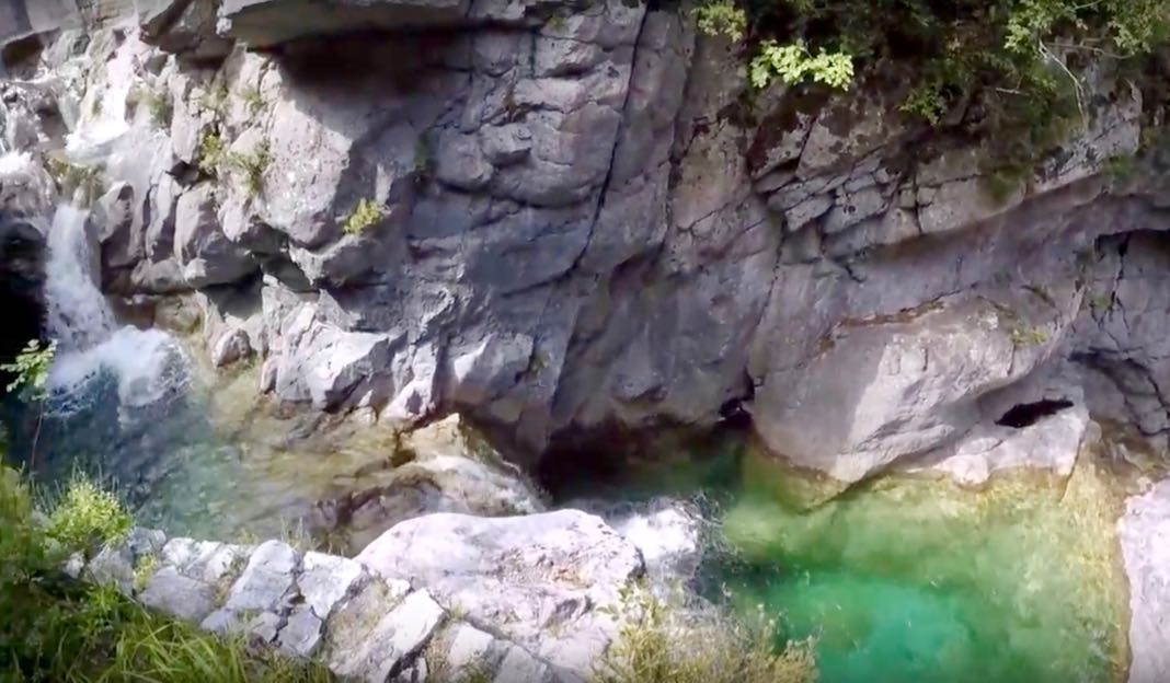 Mount Olympus Swimming Hole