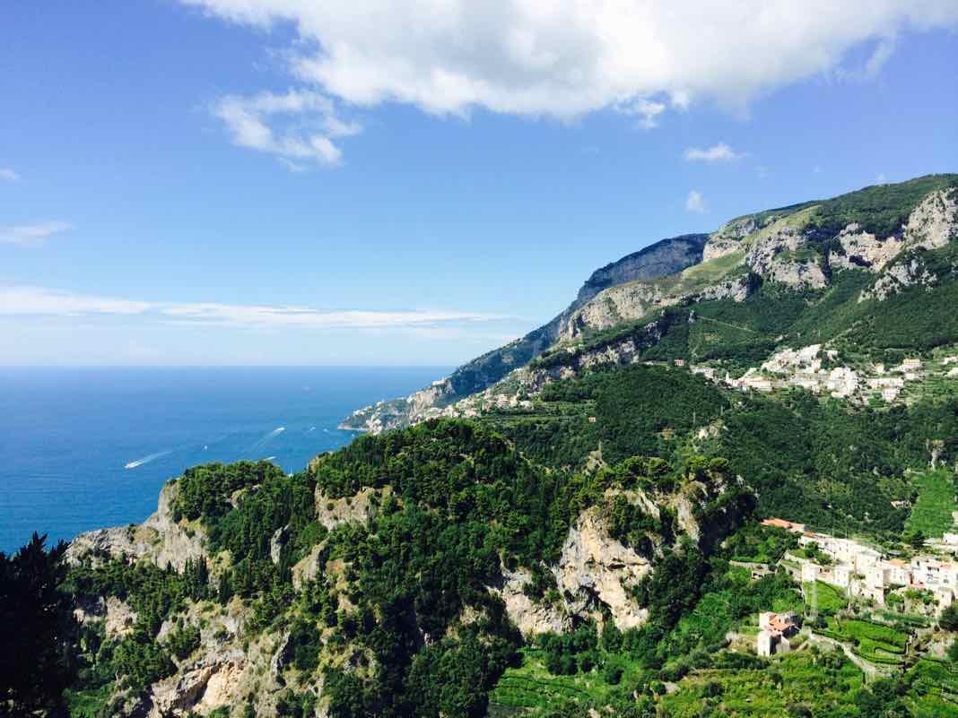 Ravello to Amalfi Walk