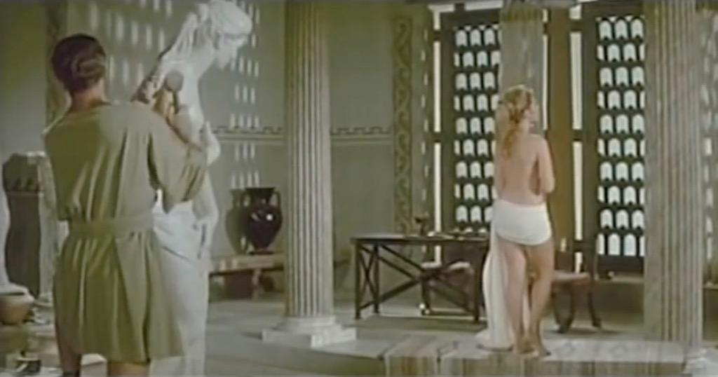 Aphrodite Goddess of Love Film 1957