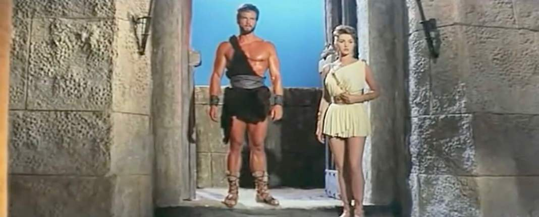 Hercules movie 1958