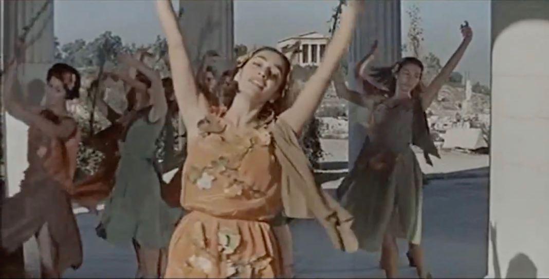 Peplum Movies The Bacchantes 1961