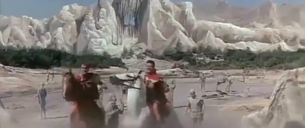 Perseus The Invincible movie 1963