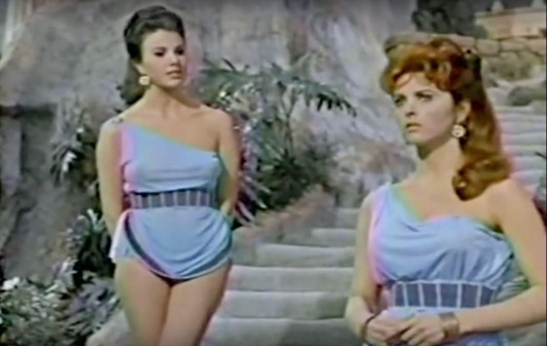 Sappho Venus of Lesbos movie 1960