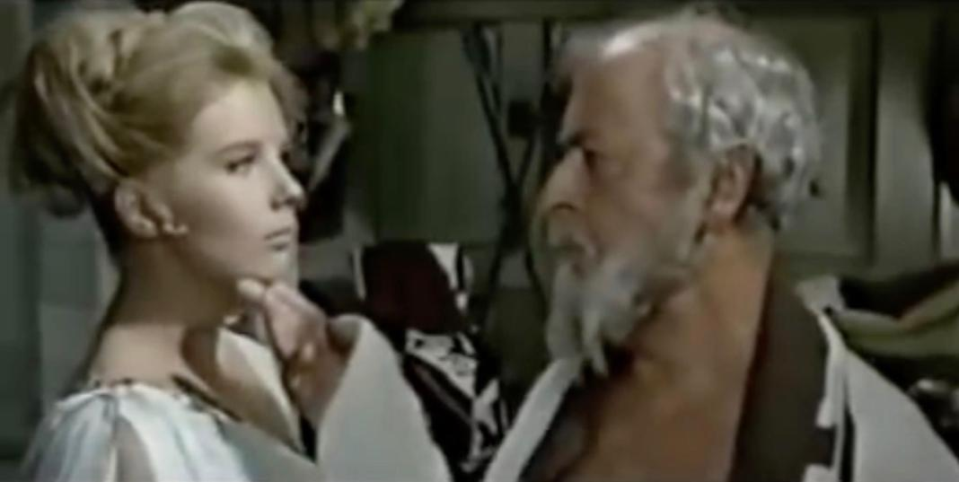Seven from Thebes movie 1964