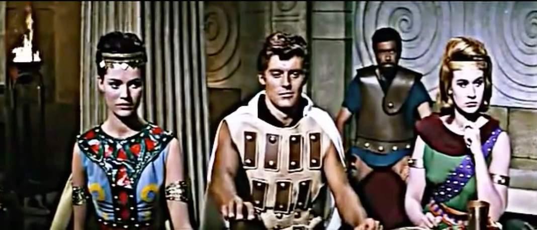 The Avenger movie 1962
