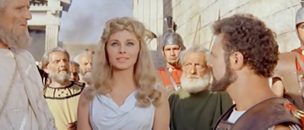 The Fury of Achilles movie 1962