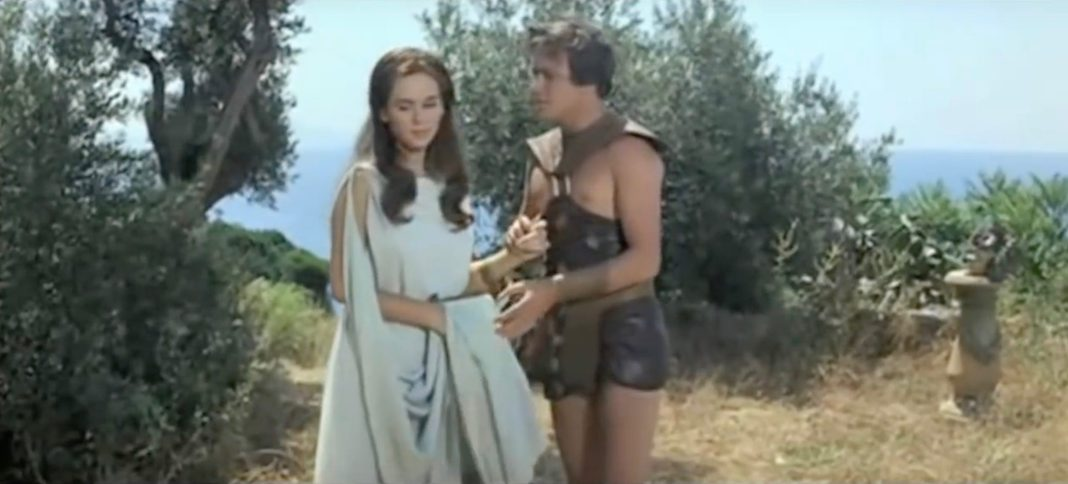 The Giants of Thessaly movie 1960