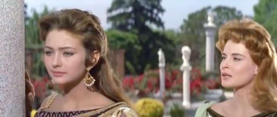 The Last Days of Pompeii movie 1959