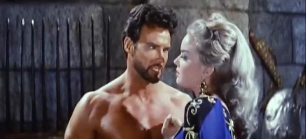 The Trojan Horse movie 1961