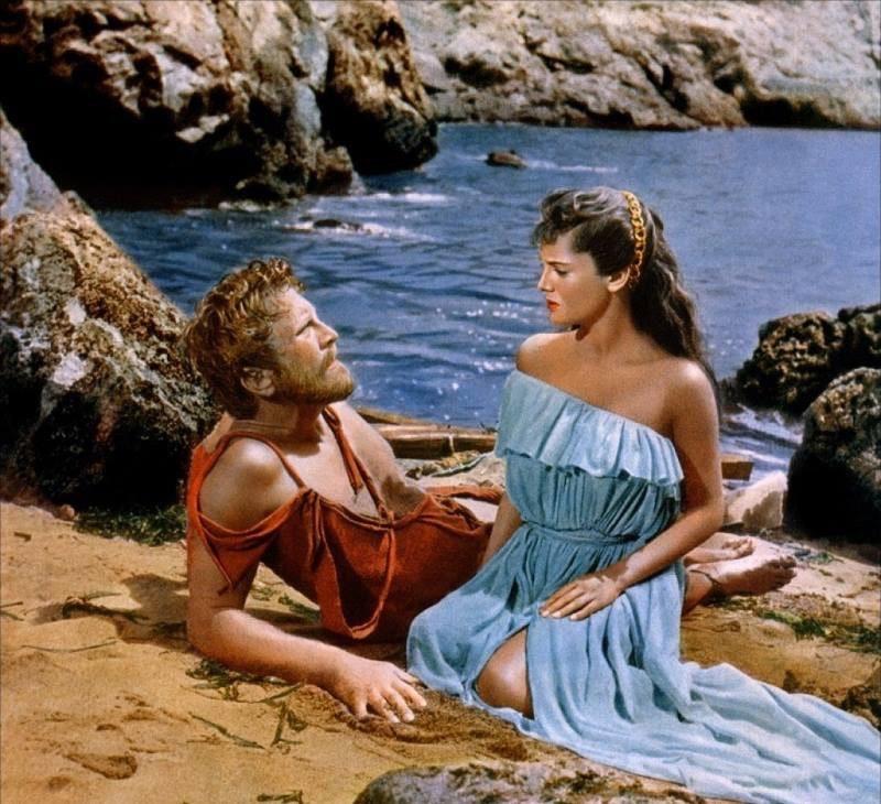 Ulysses Sword and Sandal Movie 1954