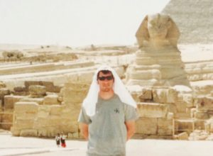 Best Sight in Egypt Sphinx