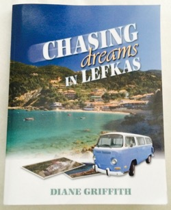 Chasing Dreams in Lefkas Book Greece Inspiration