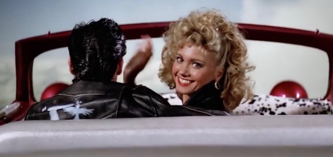Flying Car in Grease Movie Theory