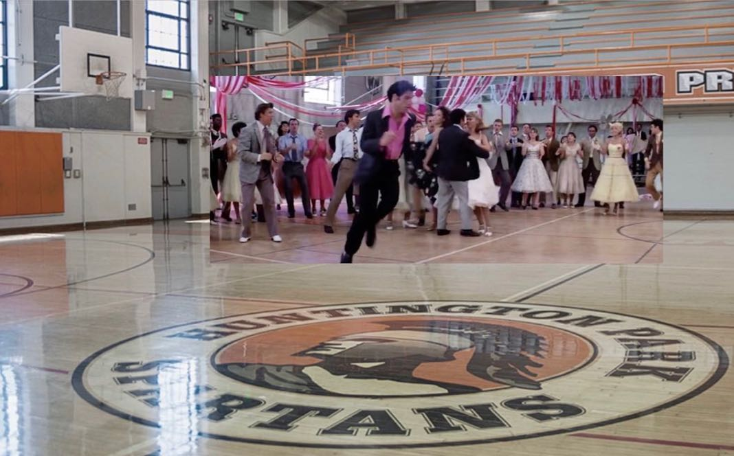 Grease Film Locations