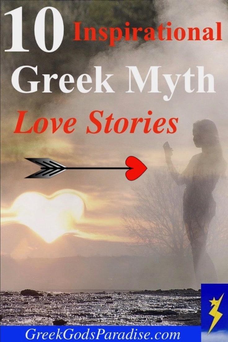 Inspirational Greek Myth Love Stories Greece