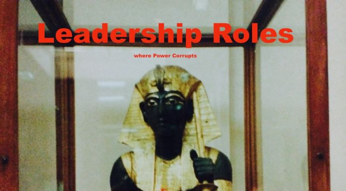 Leadership Roles where Power Corrupts