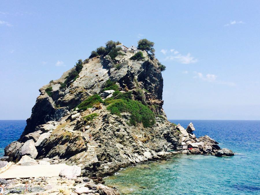 Mamma Mia Movie Inspires Greek Vacations