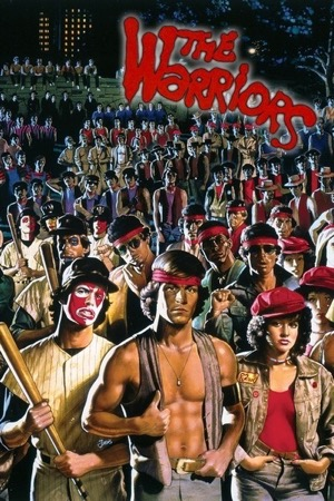 Movie Poster The Warriors