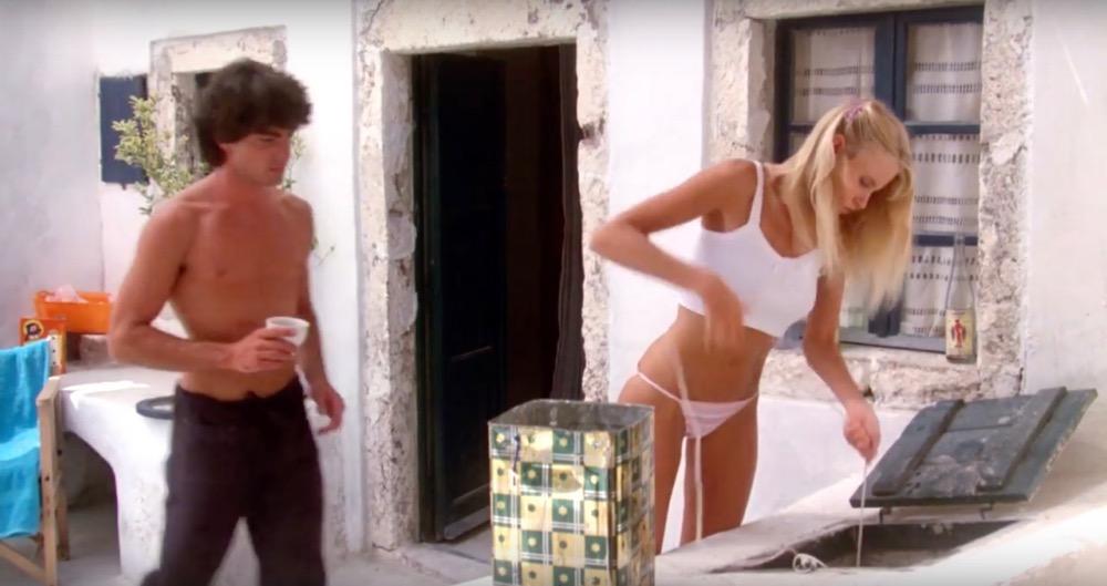 Summer Lovers Movie Greece Vacation inspiration