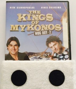 The Kings of Mykonos Collectors DVD