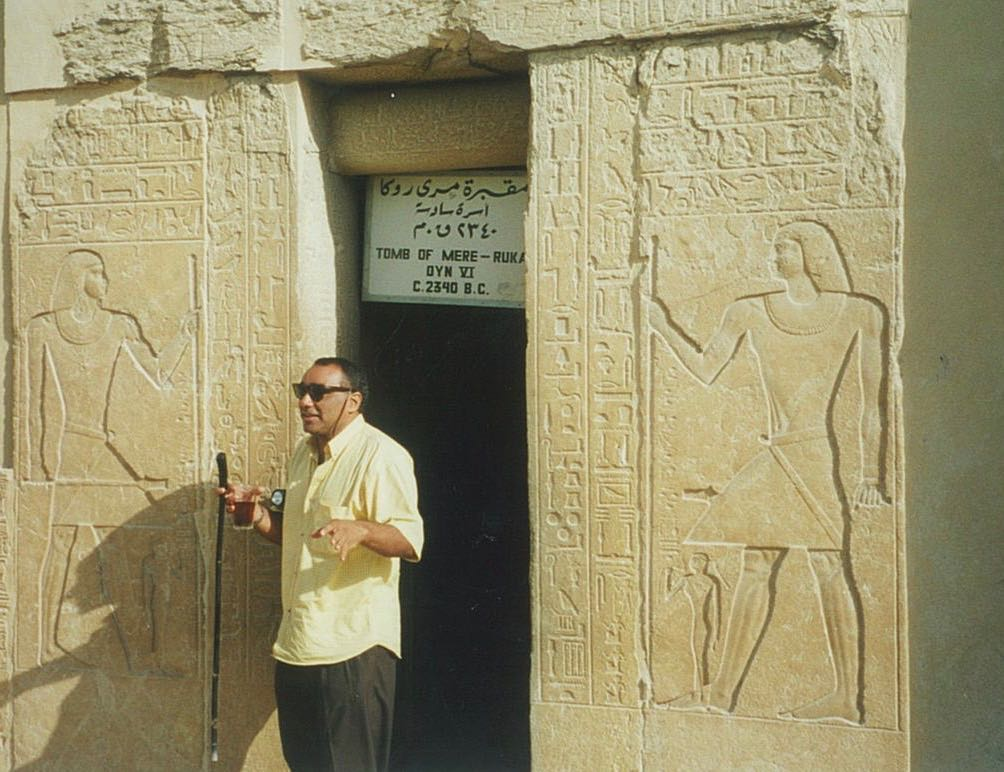 Tour Guide in Egypt