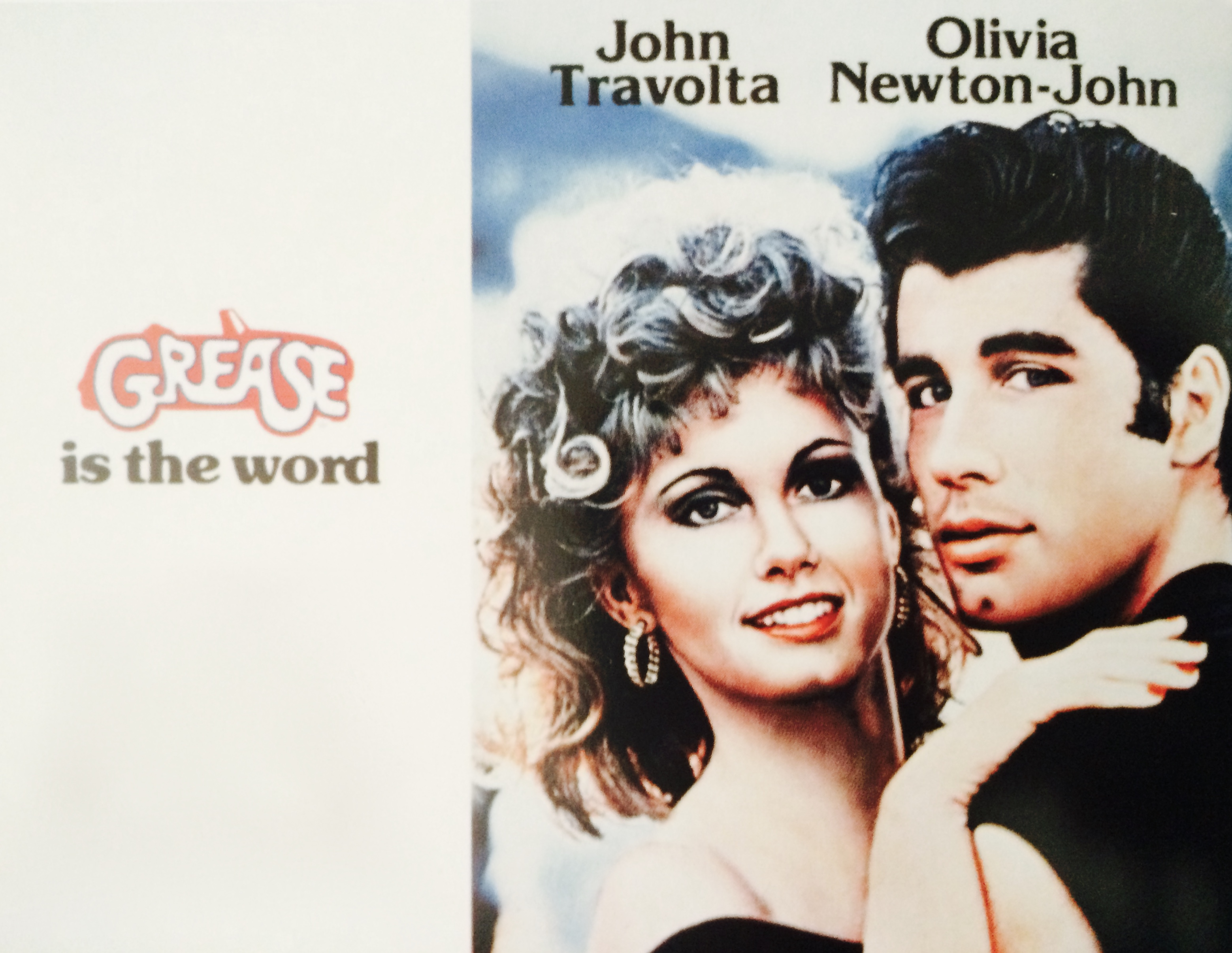 Secret Meaning Of The Movie Grease Greek Gods Paradise