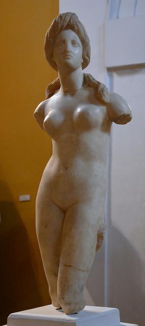 Aphrodite Statue Cyprus Museum