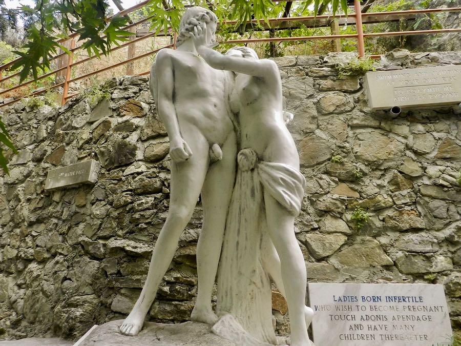 Cyprus Adonis and Aphrodite