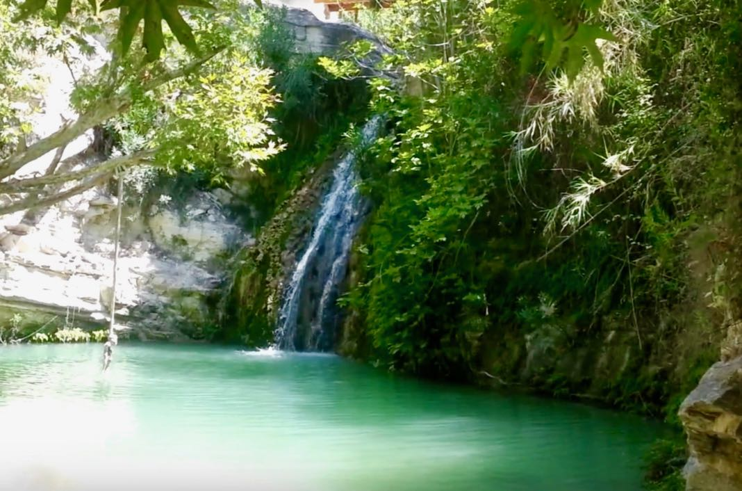 Top Cyprus Swimming Hole