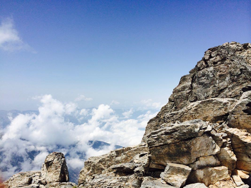 Adventurous Activities Climbing a mountain