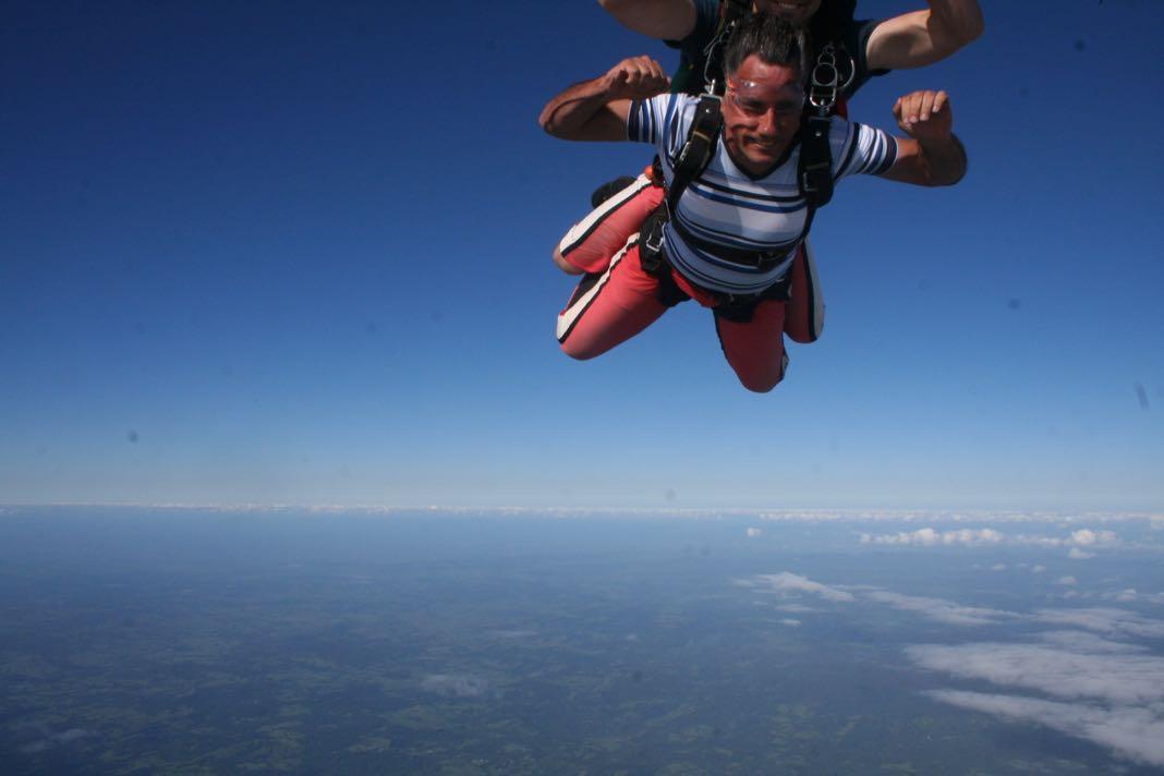 Skydiving Byron Bay