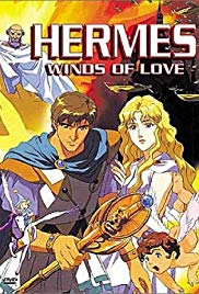 Best Anime Greek Mythology Hermes Winds of Love