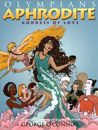 Greek Mythology Graphic Novels Aphrodite