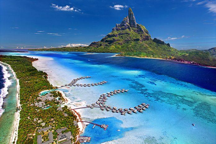 Paradise Islands Tahiti French Polynesia Bora Bora