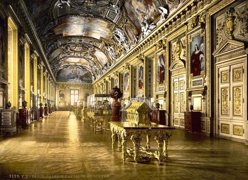 Apollo Gallery Louvre