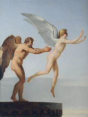 Best Greek Mythology Paintings Icarus and Daedalus
