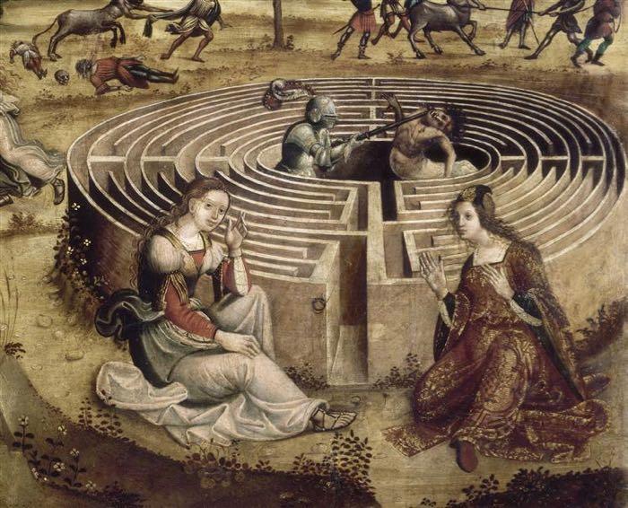 Best Greek Mythology Paintings in France