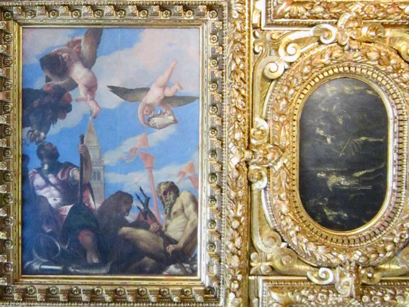 Greek Roman Gods Paintings