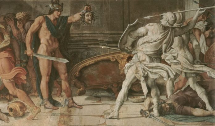 Places to see Greek and Roman Mythology Art in Italy