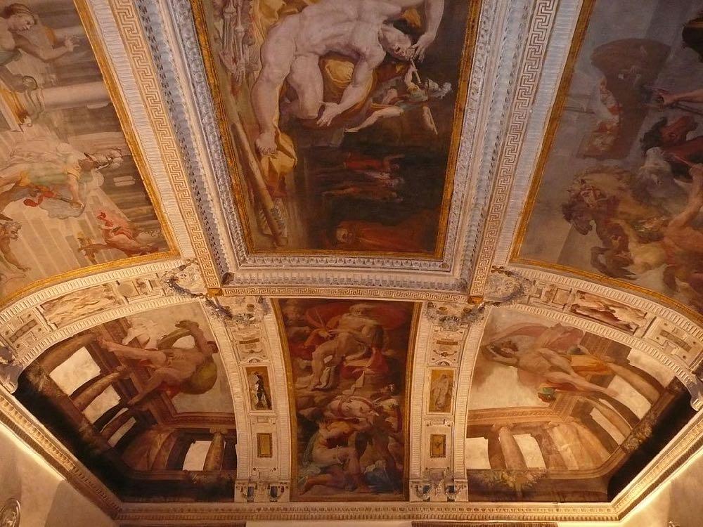 Story of Ulysses Palazzo Poggi Bologna