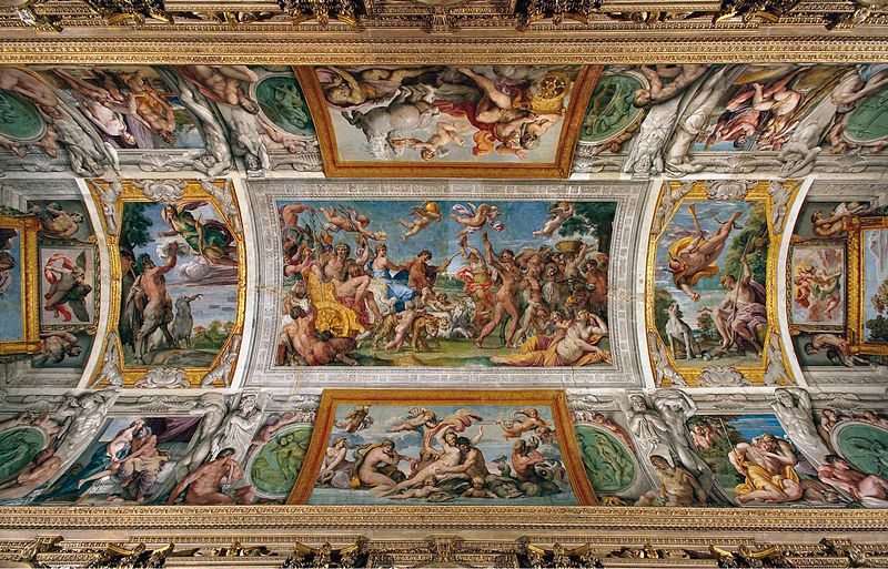 The Loves of the Gods Painting Rome