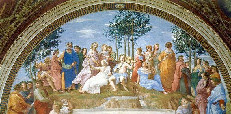 The Parnassus Vatican Museum